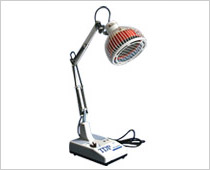 TDP lamp - desktop heating lamp
