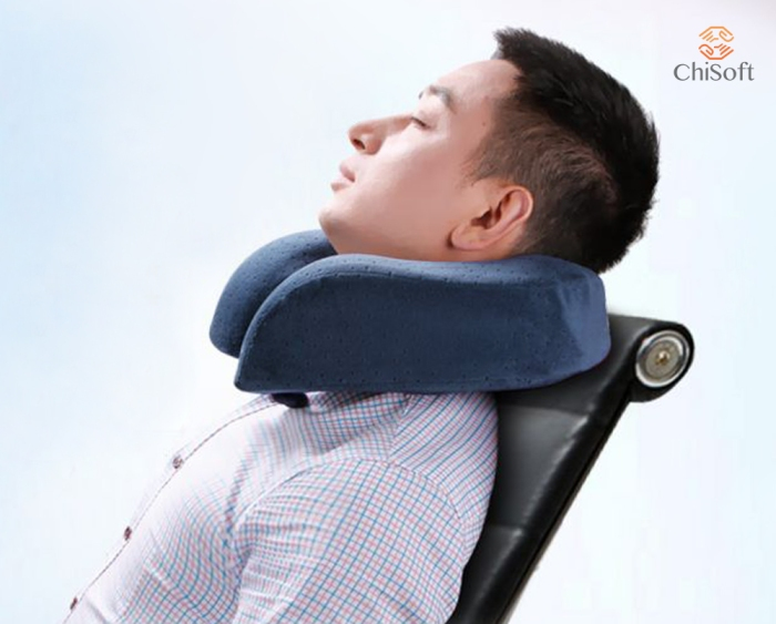 travel neck pillow ChiSoft